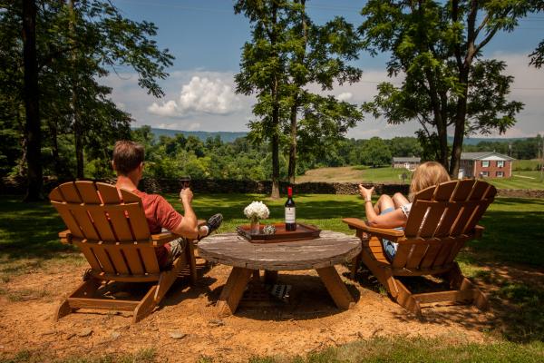 Romantic Bed And Breakfast In Loudoun County Wine Region